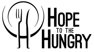 Hope to the Hungry Logo