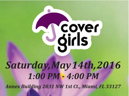Cover Girls Spring into a New Bloom afternoon.
